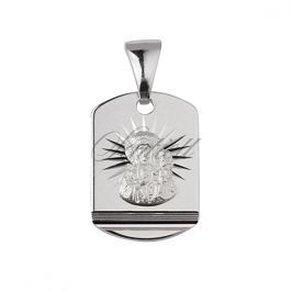 Silver (925) pendant Virgin Mary / Black Madonna - GMD001