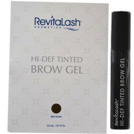RevitaLash Hi-Def Tinted Dark Brown Brow Gel 3.0 ml TESTER