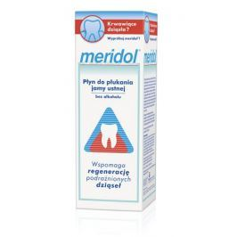 Meridol, płyn do płukania ust, 400ml