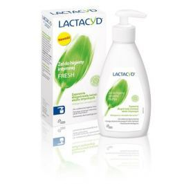 Lactacyd Fresh, żel do higieny intymnej, 200ml