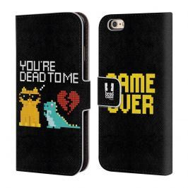 Etui portfel na telefon - Pop Trends Game Over